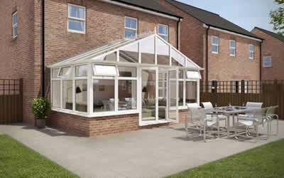 upvc conservatory East Sussex