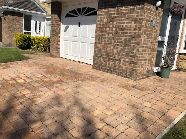 driveway cleaners East Sussex