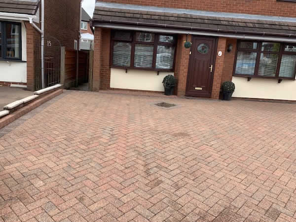 driveway clean East Sussex