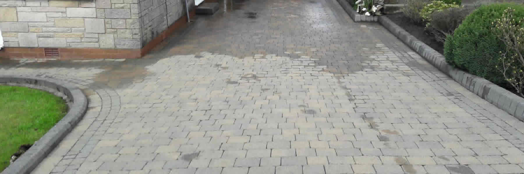 patio and driveway cleaning Sussex
