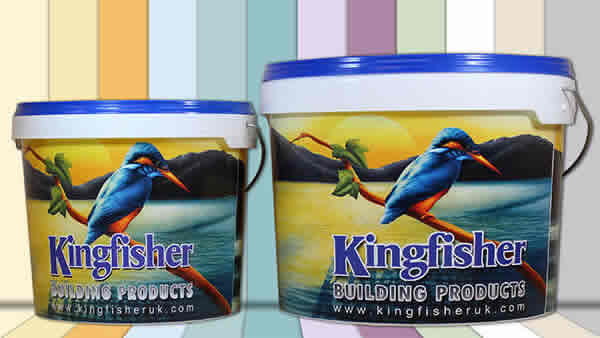 kingfisher roof paint East Sussex