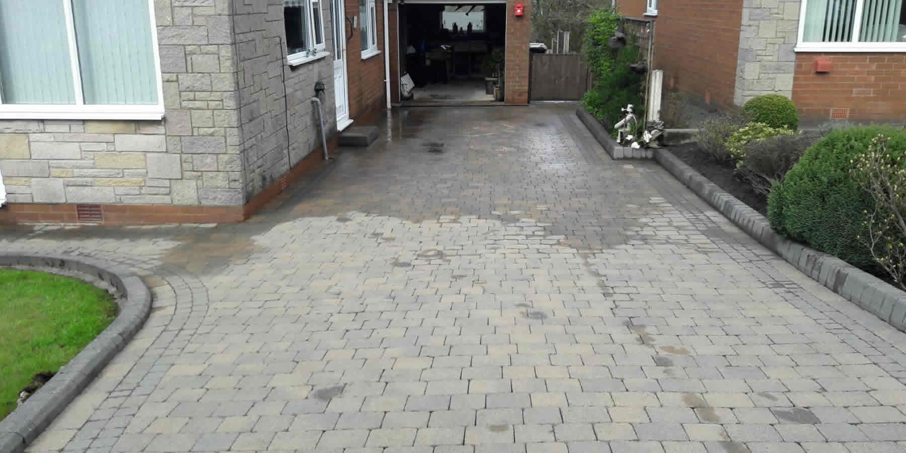 driveway cleaning Crowborough
